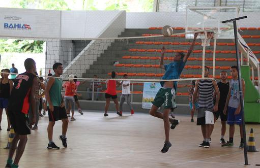 Atividades esportivas são oferecidas gratuitamente em 78 municípios 1