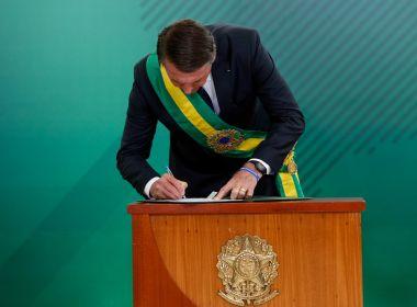 Temer não assina, Bolsonaro assina decreto que fixa salário mínimo em R$ 998 em 2019 1