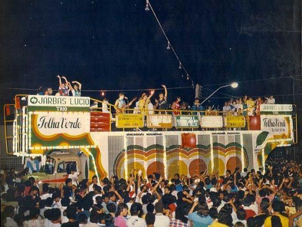 Carnaval antecipado em Ilhéus da década de 80 caiu no esquecimento 1