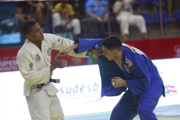 Sudesb apoia judoca para disputar competição internacional em Israel 7