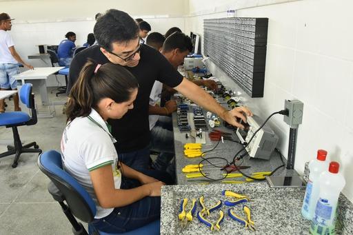Estado abre inscrições para 10 mil vagas da Educação Profissional 1