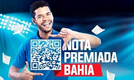 Nota Premiada Bahia divulga bilhetes para sorteio de fevereiro 4