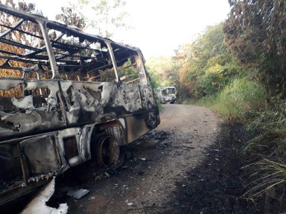 Ataques a ônibus em Ilhéus ganha destaque nacional 1
