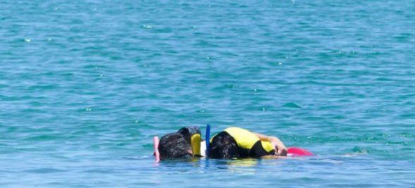 Taipu de Fora: Pai entra no mar para salvar filho e os dois morrem afogados 1