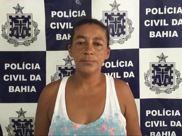 Mulher acusada de torturar criança é presa em Teixeira de Freitas 1
