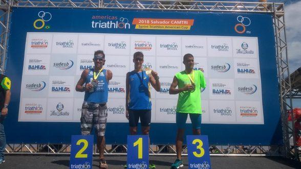 Wallace vira paratleta em Triathlon por conhecer o paradesporto em uma ONG 2