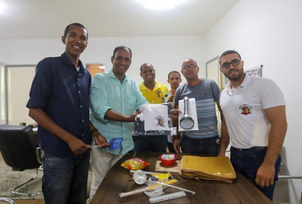 ILHÉUS: Incentivo para agentes de saúde e de endemias é tema de reunião com o prefeito 2