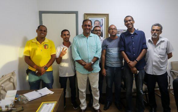 ILHÉUS: Incentivo para agentes de saúde e de endemias é tema de reunião com o prefeito 3