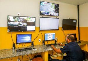 ILHÉUS: Guarda Municipal inaugura Central de Monitoramento Eletrônico 7