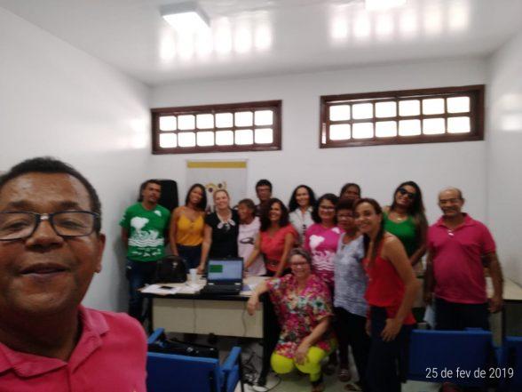 Grupo Gestor do Território Litoral Sul reúne propostas para o PPA-P do Governo 1