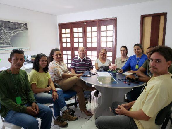 Estado e município dialogam sobre projeto de recuperação de áreas degradadas 1