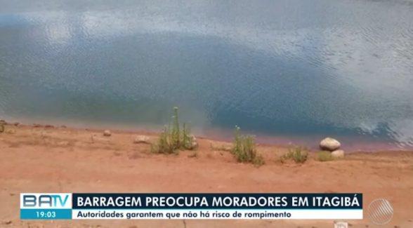 Após ocorridos em Mariana e Brumadinho, sul da Bahia cobra fiscalização de barragem em Itagibá 1