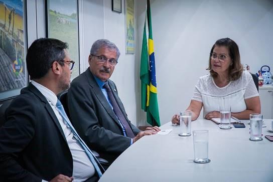 PRESIDENTE DA EMBRATUR E SECRETÁRIO DE TURISMO DA BAHIA ALINHAM AÇÕES PARA 2019 3