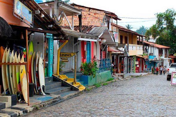 Crise em Itacaré derruba ocupação de hotéis em até 50% e deixa pousadas vazias 1