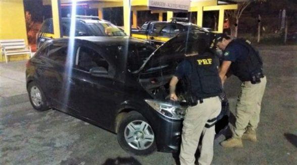 ITABUNA: Veículo de locadora é localizado um ano após ter sido roubado 1
