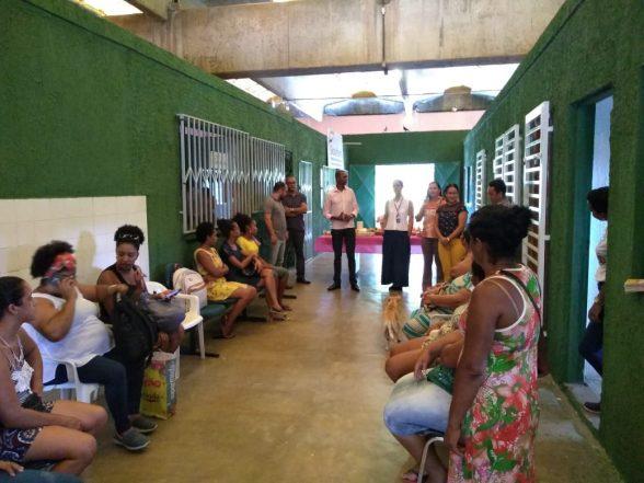 ILHÉUS: Comerciantes da Central de Abastecimento do Malhado são homenageadas no Dia da Mulher 2