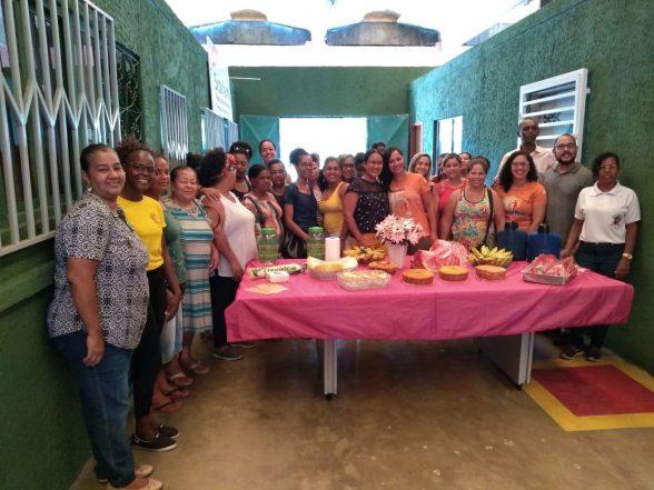 ILHÉUS: Comerciantes da Central de Abastecimento do Malhado são homenageadas no Dia da Mulher 1