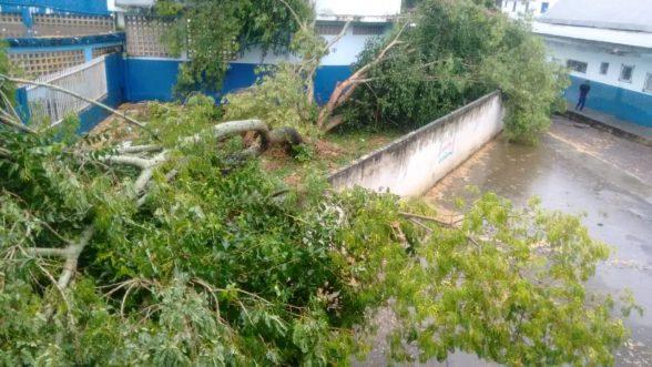 Aulas das Escolas municipais de Ilhéus estão suspensas por conta das fortes chuvas 1