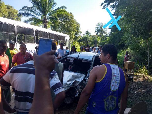 Ilheense está entre as vítimas de um acidente na BA-001 entre Valença e Taperoá 1
