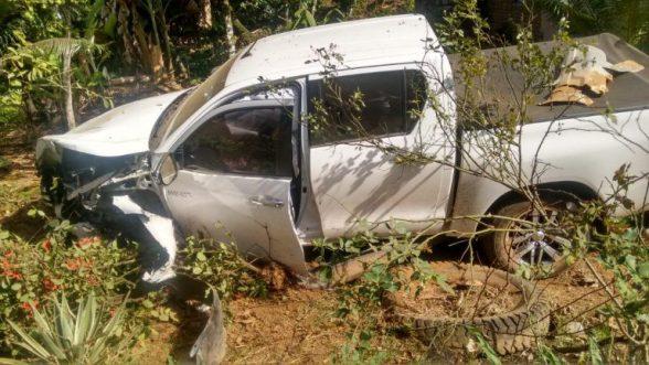 Ilheense está entre as vítimas de um acidente na BA-001 entre Valença e Taperoá 2