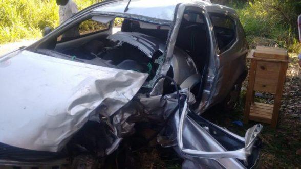 Ilheense está entre as vítimas de um acidente na BA-001 entre Valença e Taperoá 3