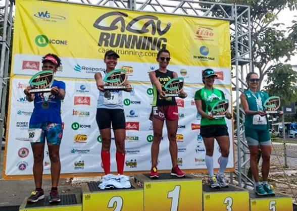 Cerca de 600 atletas participaram da 1° etapa da Cacau Running 2019 1