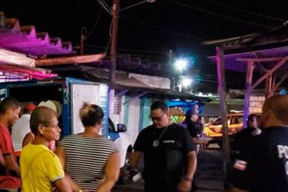 Adolescente morre e cinco ficam feridos a tiros em Itabuna 1