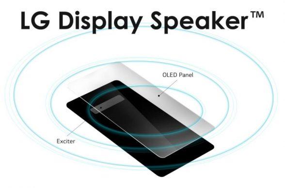 Tela que emite som da LG pode chegar nos smartwatches 1