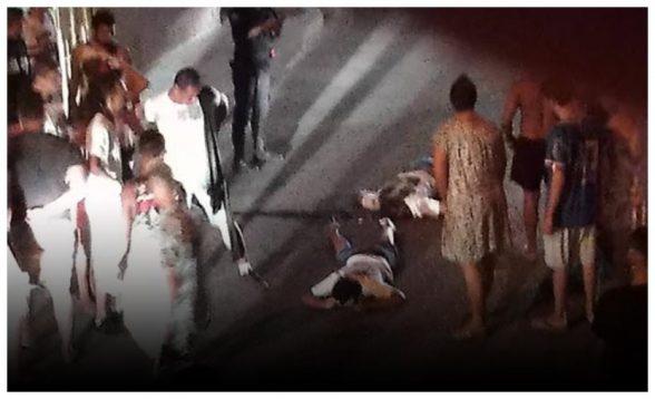 ITABUNA: Um é morto e sete ficam feridos após motociclistas atacarem grupo 1