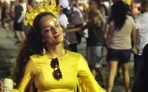 Bahia: Turista denuncia que Policial deu tapa na bunda dela durante carnaval 1