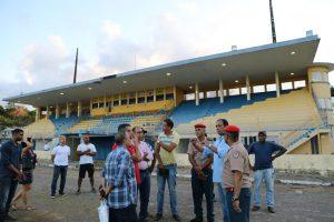 ILHÉUS: Estádio Mário Pessoa terá novo gramado, obras começam a partir de segunda-feira (8) 8