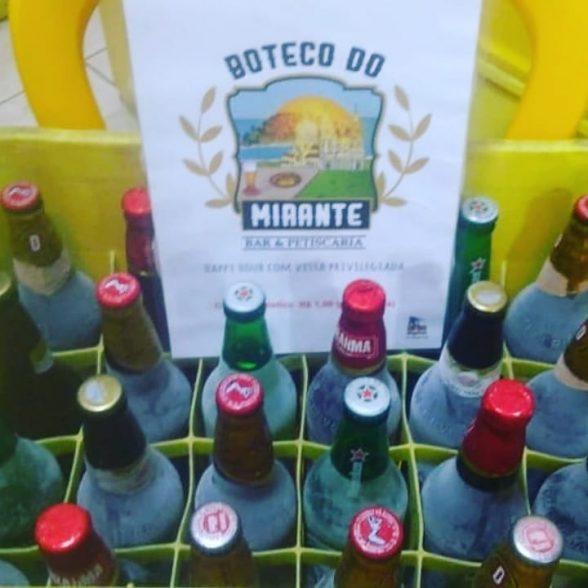 Boteco do Mirante tem uma das melhores vistas e as cervejas mais geladas de Ilhéus 2