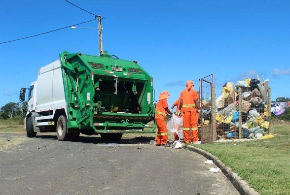 Coleta de lixo em Ilhéus é mantida e setor orienta população 6