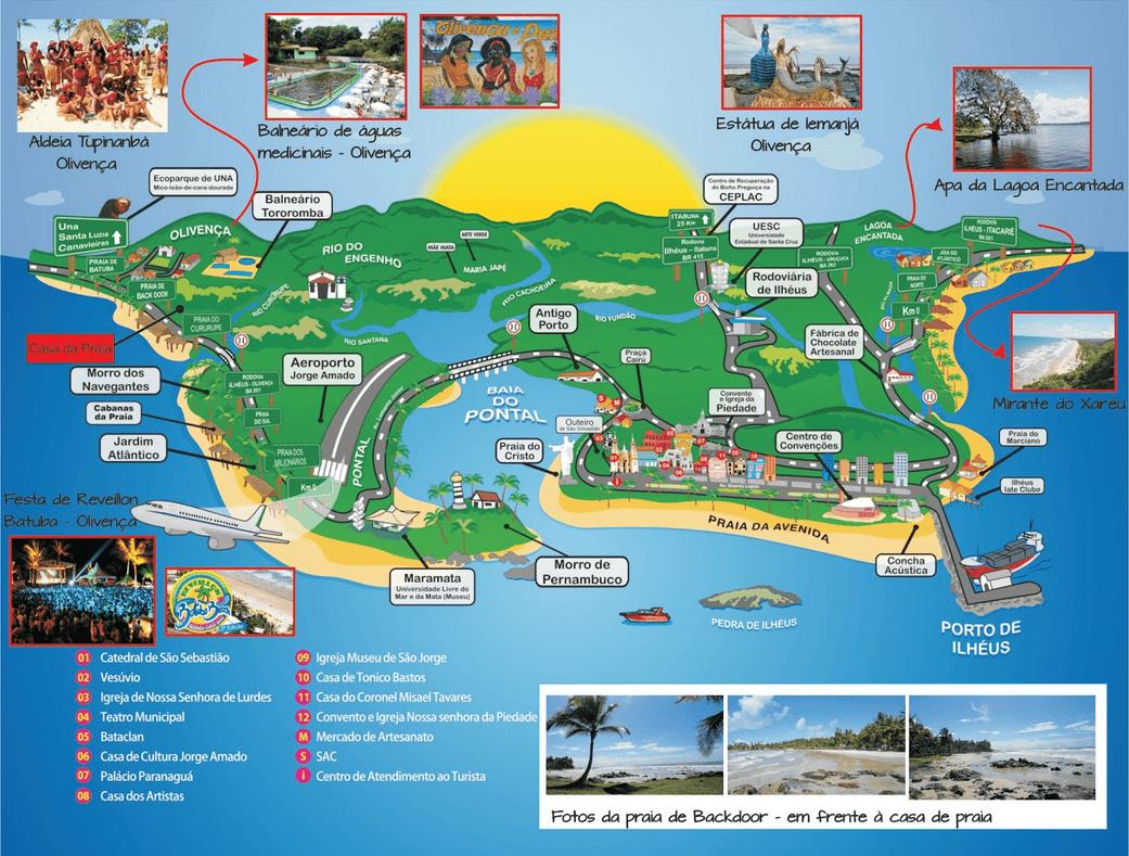 Bahia mobiliza municípios para atualização do Mapa Turístico 1
