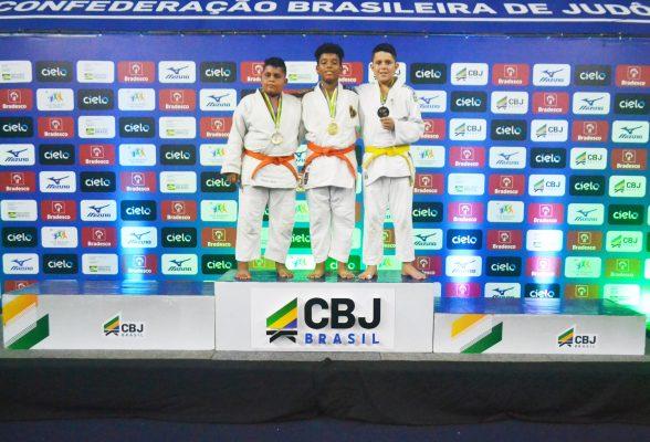 Aluno da LBV fatura ouro no Campeonato Brasileiro de Judô 1