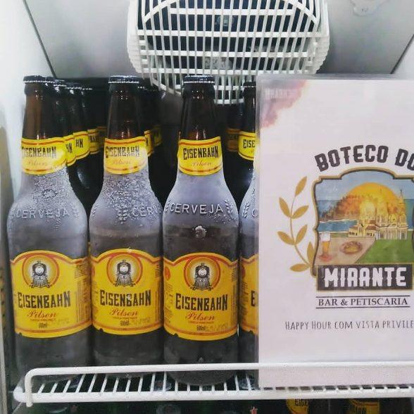 Boteco do Mirante tem uma das melhores vistas e as cervejas mais geladas de Ilhéus 1