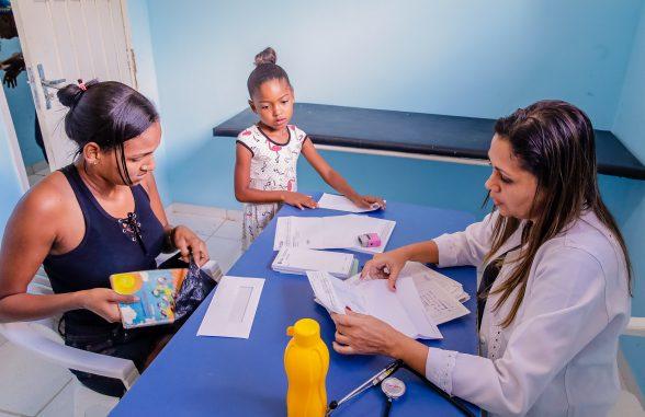 Consultas e exames especializados podem ser feitos nos distritos de Ilhéus 1