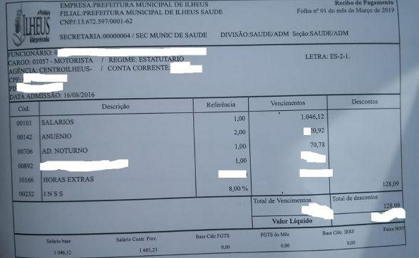 Prefeitura de Ilhéus reduz salários de aprovados em Concurso Público 1