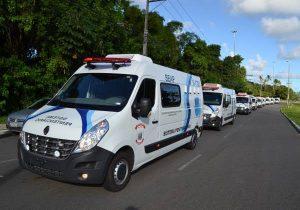 Salvador, Simões Filho, Ilhéus e outras cidades recebem veículos para unidades prisionais nesta quarta-feira (24) 1