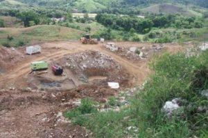 Mineradora é interditada por extração ilegal de quartzo em Itapebi 1
