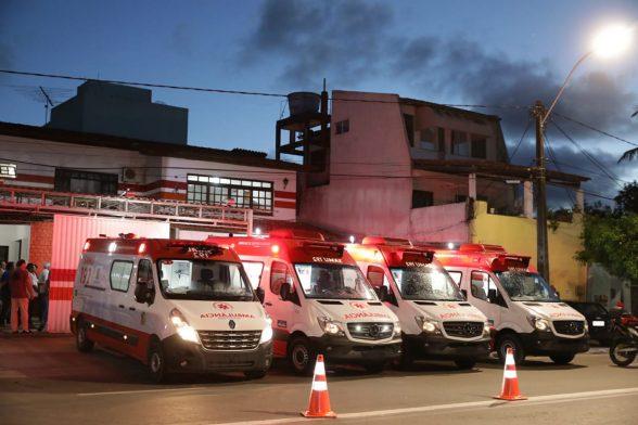 Samu de Ilhéus recebe três novas ambulâncias para reforçar atendimento à população 7