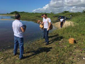 ILHÉUS: Após a repercussão nas redes sociais, SESAU e SESURB agem em foco de mosquito na Av. Soares Lopes 2