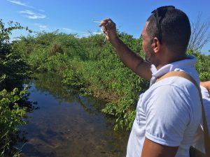 ILHÉUS: Após a repercussão nas redes sociais, SESAU e SESURB agem em foco de mosquito na Av. Soares Lopes 4