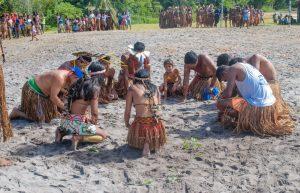 Olivença sedia sexta edição dos Jogos Indígenas Estudantis Tupinambá 1