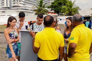 ILHÉUS: Setur realiza mutirão para cadastramento do Ministério do Turismo 2