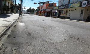 ILHÉUS: Prefeitura interdita trânsito na Rua 13 de Maio, no Pontal, nesta sexta-feira (10) 7