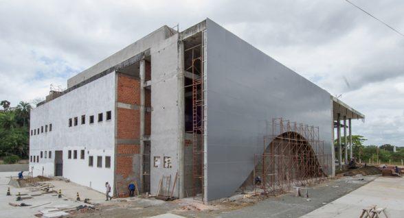 Teatro de Itabuna deverá ser reinaugurado em julho 7