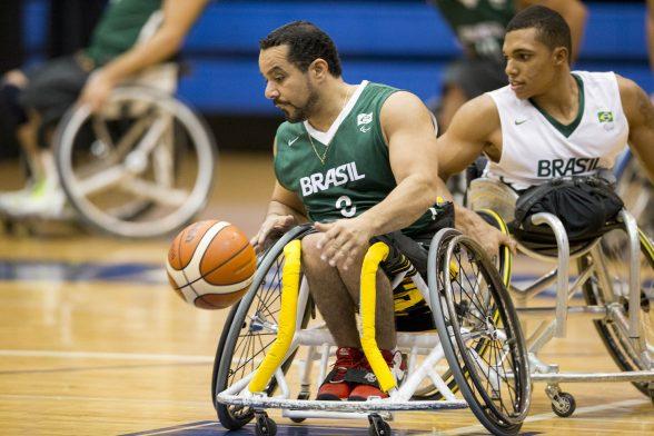 Salvador vai sediar Copa Nordeste de Basquete 3x3 em cadeira de rodas; Ilhéus e Itabuna terão representantes no torneio 1