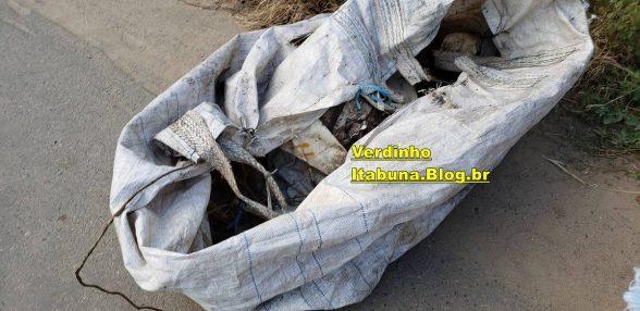 Itabuna: Corpo em estado de putrefação é encontrado dentro de saco 8