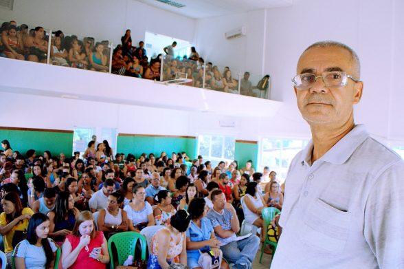 Presidente da APPI, Osman Nogueira, é reeleito até o ano de 2023 com 96,7 por cento dos votos 1